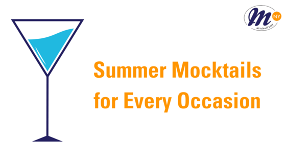 Summer Mocktails for Every Occasion