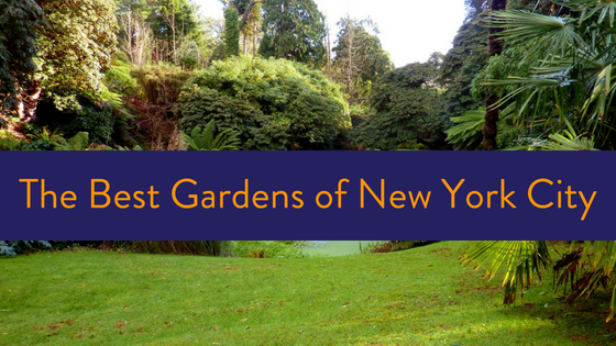 The best gardens in NYC