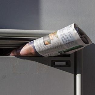 Newspaper Mail